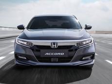 Honda Accord 2020 phiên bản mạnh nhất Đông Nam Á rục rịch ra mắt