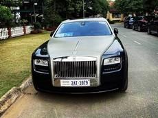 Chào bán Rolls-Royce Ghost cho đại gia Việt với giá 6,5 tỷ đồng