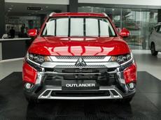 Mitsubishi Outlander: Giá xe Mitsubishi Outlander và khuyến mãi tháng 8/2020