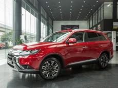 Mitsubishi Outlander 2020 ra mắt Việt Nam với trang bị nâng cấp nhẹ, quyết đấu Honda CR-V và Hyundai Tucson