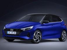 """Hyundai i20 2021 chính thức """"hiện nguyên hình"""" với thiết kế sắc sảo và táo bạo hơn"""