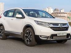 Rộ tin đồn Honda CR-V 2020 sẽ được lắp ráp tại Việt Nam?