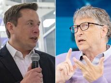"""Bỏ qua Tesla để mua Porsche Taycan, tỷ phú Bill Gates bị Elon Musk """"bỉ bôi"""""""