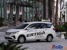 """Ra mắt Ấn Độ vào năm 2021, Suzuki Ertiga sẽ """"cộp mác"""" Toyota"""