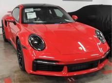 Porsche 911 Turbo S 2021 lộ diện trước khi ra mắt vào tháng sau