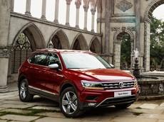 Cuối tháng 2, Volkswagen Tiguan Allspace và Passat BlueMotion nhận ưu đãi tới 200 triệu đồng