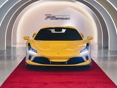 Ferrari F8 Spider đến Hồng Kông với mức giá 14,2 tỷ đồng, giao hàng đầu tiên vào cuối năm nay