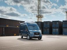Ford sử dụng dầu thực vật tái chế làm nhiên liệu cho Transit