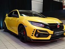 Honda Civic Type R Limited Edition 2020 trình làng: Nhẹ hơn 47kg và số lượng giới hạn
