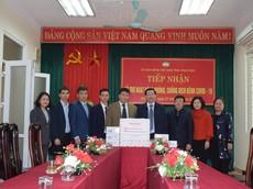 Honda Việt Nam hỗ trợ thiết bị y tế nhằm hỗ trợ đẩy lùi dịch bệnh Covid-19