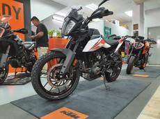 KTM 390 Adventure sắp được nhập khẩu về Việt Nam khiến khách hàng thấp thỏm