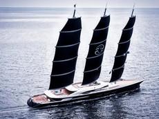 """Black Pearl - Siêu du thuyền cánh buồm giá 200 triệu USD phù hợp """"cướp biển thời hiện đại"""""""
