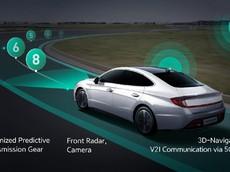 """Hộp số mới của Hyundai và Kia sẽ có thể """"nhìn"""" đường phía trước để tự chọn số phù hợp"""
