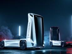 """Gruzovikus - Concept xe đầu kéo """"đẹp hết chỗ chê"""" và còn biết tự lái đến từ nước Nga"""