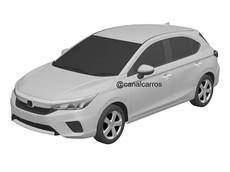Honda City Hatchback 2020 bất ngờ lộ diện, có thể ra mắt cuối năm nay