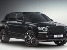 SUV siêu sang Bentley Bentayga V8 phiên bản cực ngầu Design Series đầu tiên về Việt Nam