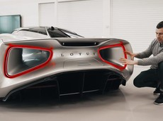 Dạo một vòng quanh hypercar Lotus Evija sở hữu gần 2.000 mã lực, giá 2,6 triệu USD
