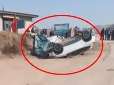 Bí thư chi bộ thôn thiệt mạng sau tai nạn ô tô ngay điểm kiểm dịch corona
