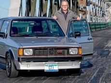 Người đàn ông này đã tốn hơn 3,2 tỷ đồng để độ chiếc Volkswagen Golf GTI 1983