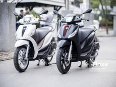 Đánh giá nhanh Piaggio Medley 2020: Trang bị đáng tiền, có khả năng cạnh tranh Honda SH