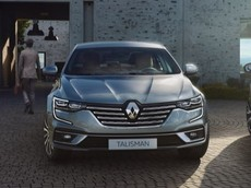 Renault Talisman 2020 - Sedan cạnh tranh Toyota Camry ra mắt phiên bản nâng cấp với ngoại hình tuyệt đẹp
