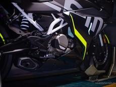 Bất chấp dịch Corona, CFMoto ra mắt Sport bike thành thị 300 phân khối tại Trung Quốc giá hơn 60 triệu đồng