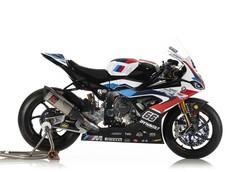 """Đội đua WSBK 2020 của BMW Motorrad ra mắt """"Cá mập sắt 3"""" - Siêu mô tô trường đua tuyệt đẹp"""