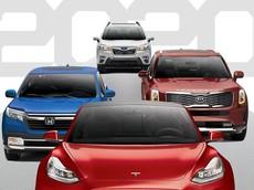10 mẫu ô tô tốt nhất năm 2020, chủ yếu là xe Nhật Bản