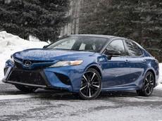 Quay trở lại thị trường sau 28 năm vắng bóng, Toyota Camry AWD 2020 có giá từ 27.325 USD