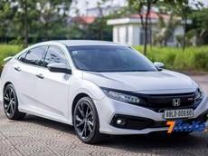 Honda Civic được giảm giá 120 triệu đồng, rẻ ngang xe cỡ B