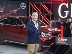 Mercedes-Benz Việt Nam giới thiệu 7  xe mới, C180 trình làng với giá đe dọa cả Toyota Camry