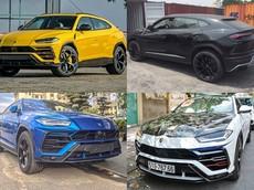 Lamborghini Urus: Giá xe Lamborghini Urus mới nhất tháng 8 năm 2020