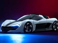 Apex AP-0 Concept - Siêu xe điện lấy cảm hứng xe đua chính thức ra mắt