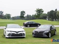 """""""Dằn mặt"""" Mercedes-Benz C 180 vừa ra mắt, đại lý bạo tay giảm giá Toyota Camry tới 45 triệu đồng"""