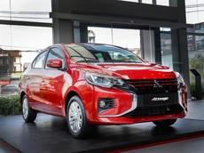Mitsubishi Attrage 2020 chính thức ra mắt với nhiều nâng cấp, giá bán không tăng lại còn giảm