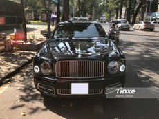 Quá bất ngờ với sự có mặt của Bentley Mulsanne W.O. Edition tại Việt Nam - Xe siêu sang chỉ có 100 chiếc trên thế giới