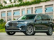 Tăng tốc trong cuộc đua doanh số, đại lý mạnh tay giảm BMW X7 tới 350 triệu đồng