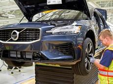 Phòng ngừa lây lan COVID-19, Volvo đóng cửa nhà máy sản xuất ở Thụy Điển và Mỹ cho tới 14/4