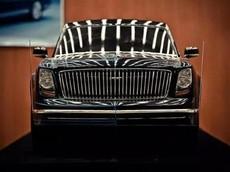 """Hồng Kỳ L4 - Đàn em của """"Rolls-Royce Trung Quốc"""" L5, cạnh tranh Mercedes S-Class và BMW 7-Series"""