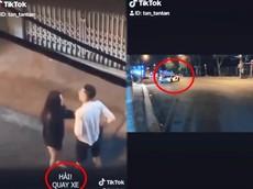 """Video: """"Hải, quay xe"""" phiên bản siêu xe, xe máy và drift xe cực """"bắt trend"""" của giới trẻ Việt"""