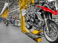 BMW Motorrad là thương hiệu mô tô tiếp theo phải đóng cửa nhà máy vì Covid-19
