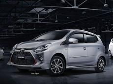 Toyota Wigo 2020 rục rịch về Việt Nam, dự kiến ra mắt vào tháng 5
