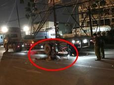 Thủ Đức: Nam thanh niên tử vong tại chỗ sau khi tông xe máy vào đuôi xe container