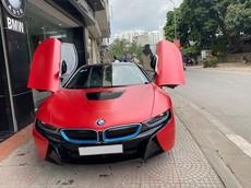 Chào bán BMW i8 với giá 3,8 tỷ đồng, người rao cam kết xanh rờn xe không tai nạn hay ngập nước