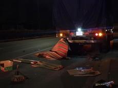 Bình Dương: Yamaha Exciter tông vào đuôi xe container, 2 người tử vong tại chỗ