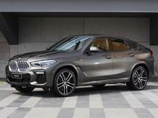 SUV hạng sang BMW X6 2020 ra mắt Đông Nam Á, giá từ 5,2 tỷ đồng