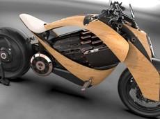Newron EV-1 - Siêu mô tô điện tuyệt đẹp với giá hơn 1,55 tỷ đồng