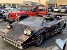 """Chiếc Lamborghini Countach nhái này là minh chứng của việc """"không biết độ thì đừng độ"""""""