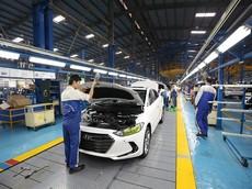 Nhà máy Hyundai tại Ninh Bình tạm dừng sản xuất vì dịch virus Covid-19