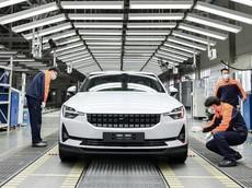 """Ngành xe Trung Quốc bắt đầu phục hồi từ đại dịch COVID-19, nhiều thương hiệu quốc tế """"thở phào nhẹ nhõm"""""""